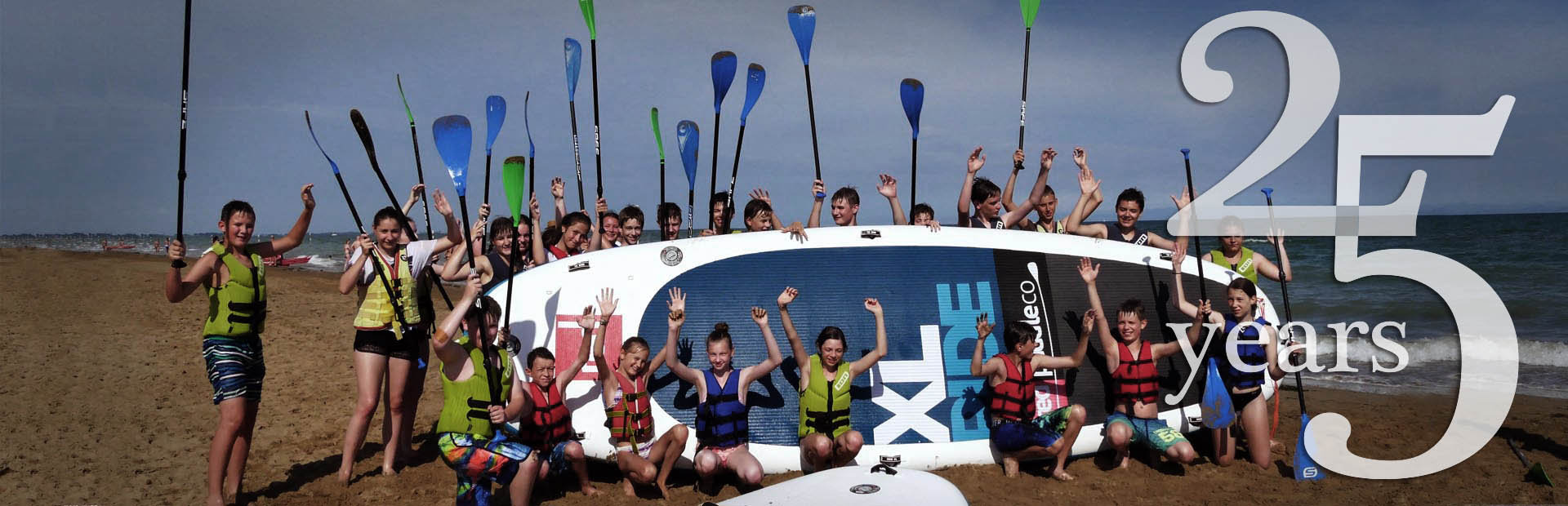 Stand UP Paddle XXL in Lignano